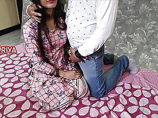 YOUR-PRIYA bhai se itna chudi ki chut ka paani nikal gya hardcore teen (18+) indian